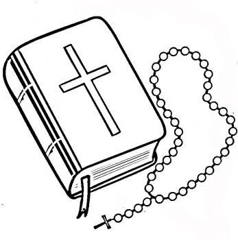 Bible clipart catholicism. Free catholic cliparts download