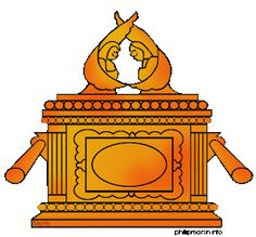 Bible clipart children's. Ark of the covenant