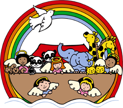 Children s story noah. Bible clipart children's