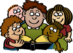 Free toddler cliparts download. Bible clipart children's