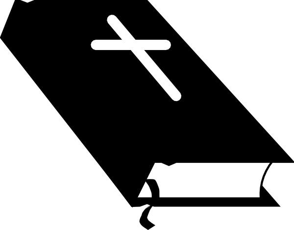 Clip art free vector. Bible clipart closed bible