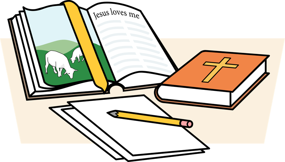 Clipart kids bible. Tuesday evening study acts
