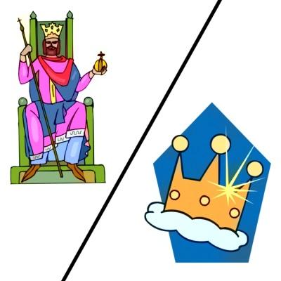Of vs god the. Heaven clipart god's kingdom