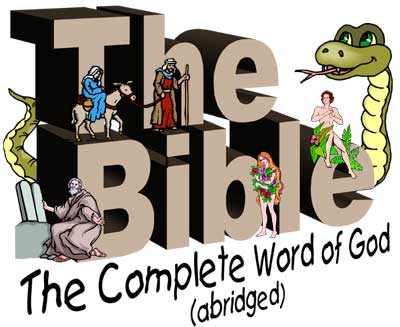 Show the complete of. Bible clipart god's word