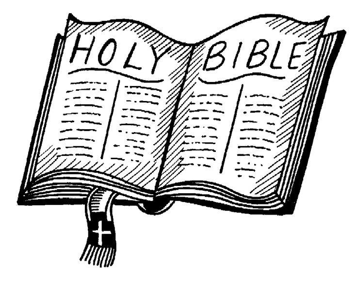 Bible clipart god's word. Og god
