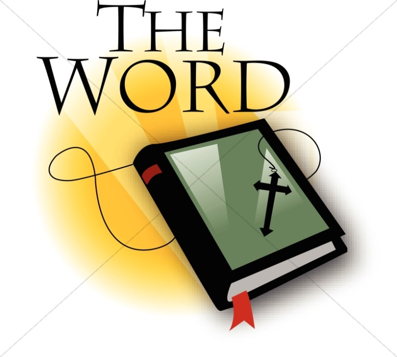 The art. Clipart bible god's word