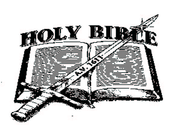 Good preachin from the. Bible clipart king james bible