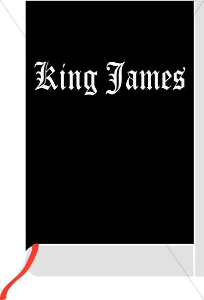 Bible clipart king james bible.