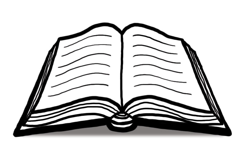 Bible clipart open bible. Free cliparts download clip