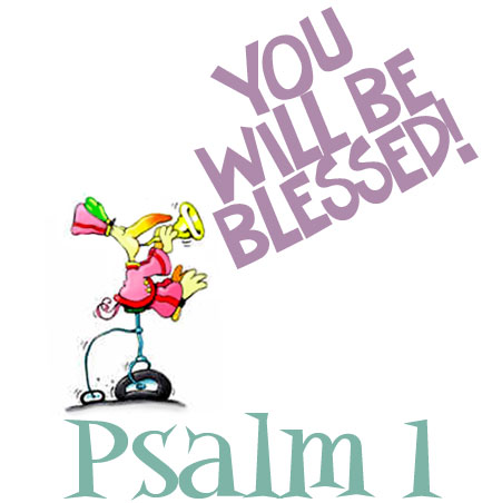 Stories for children . Bible clipart psalm