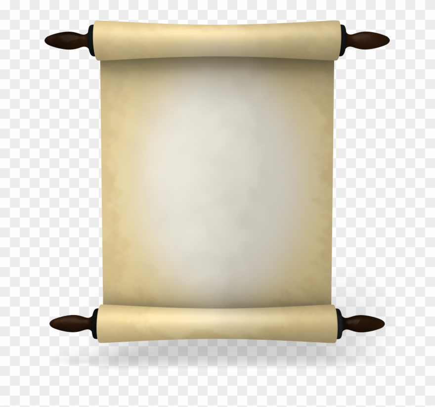 Scroll clipart bible. Png download pinclipart