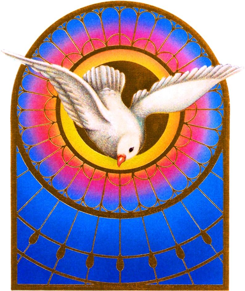 Breathing clipart holy spirit. Catholic bible the is