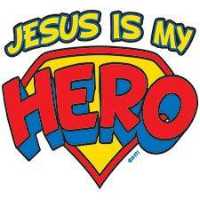 best jesus images. Clipart bible superhero