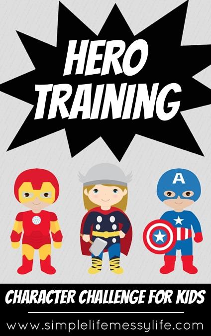 Bible clipart superhero. Hero training kid s