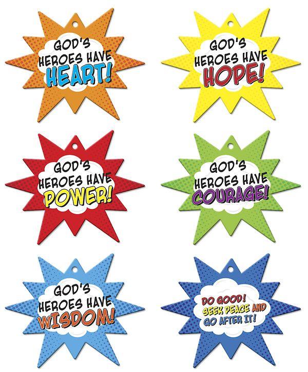 Bible clipart superhero.  best hero vbs