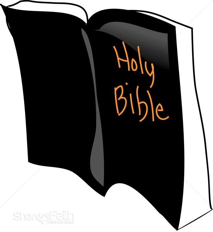 Clipart bible. Graphics images sharefaith upright
