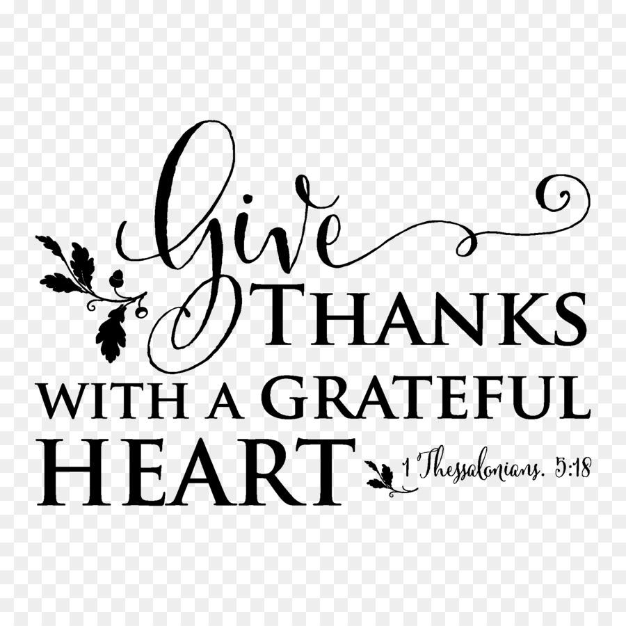 Black heart transparent clip. Bible clipart thanksgiving