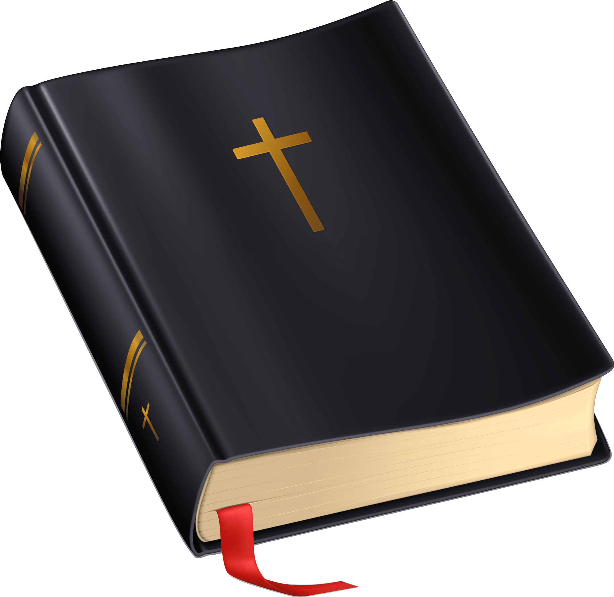 Bible png images. With cross transparent stickpng