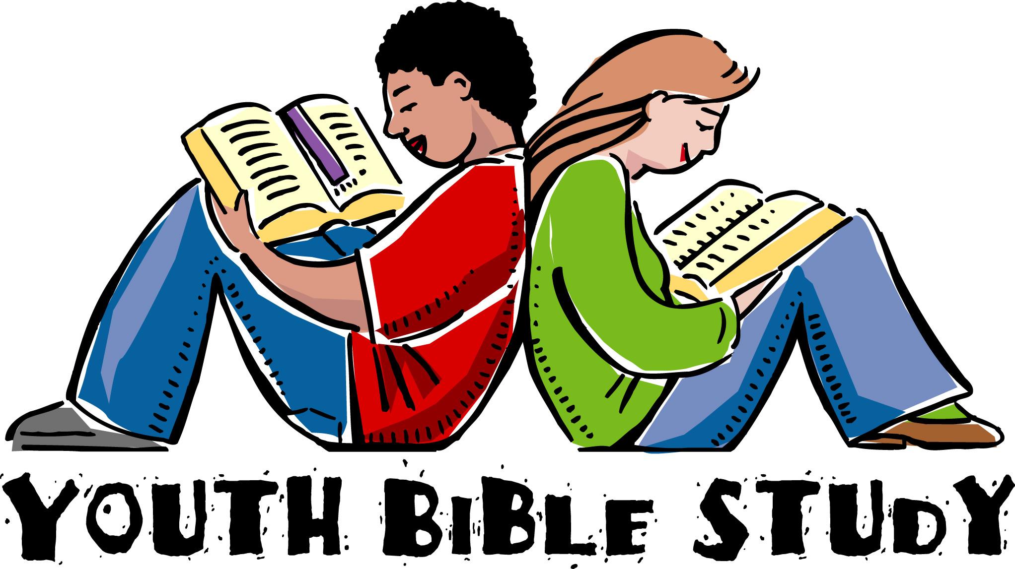 Emmanuel church schooley s. Bible clipart youth bible study