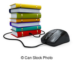 Bibliography clipart