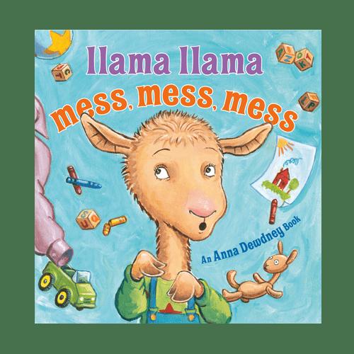 Bibliography clipart biography book. Anna dewdney s llama