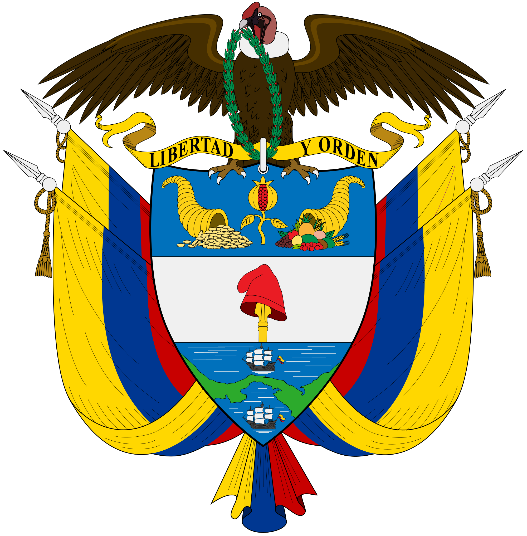 Democracy clipart bicameral legislature. History of colombia wikipedia