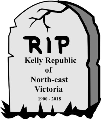 Ned kelly death of. Bibliography clipart legend