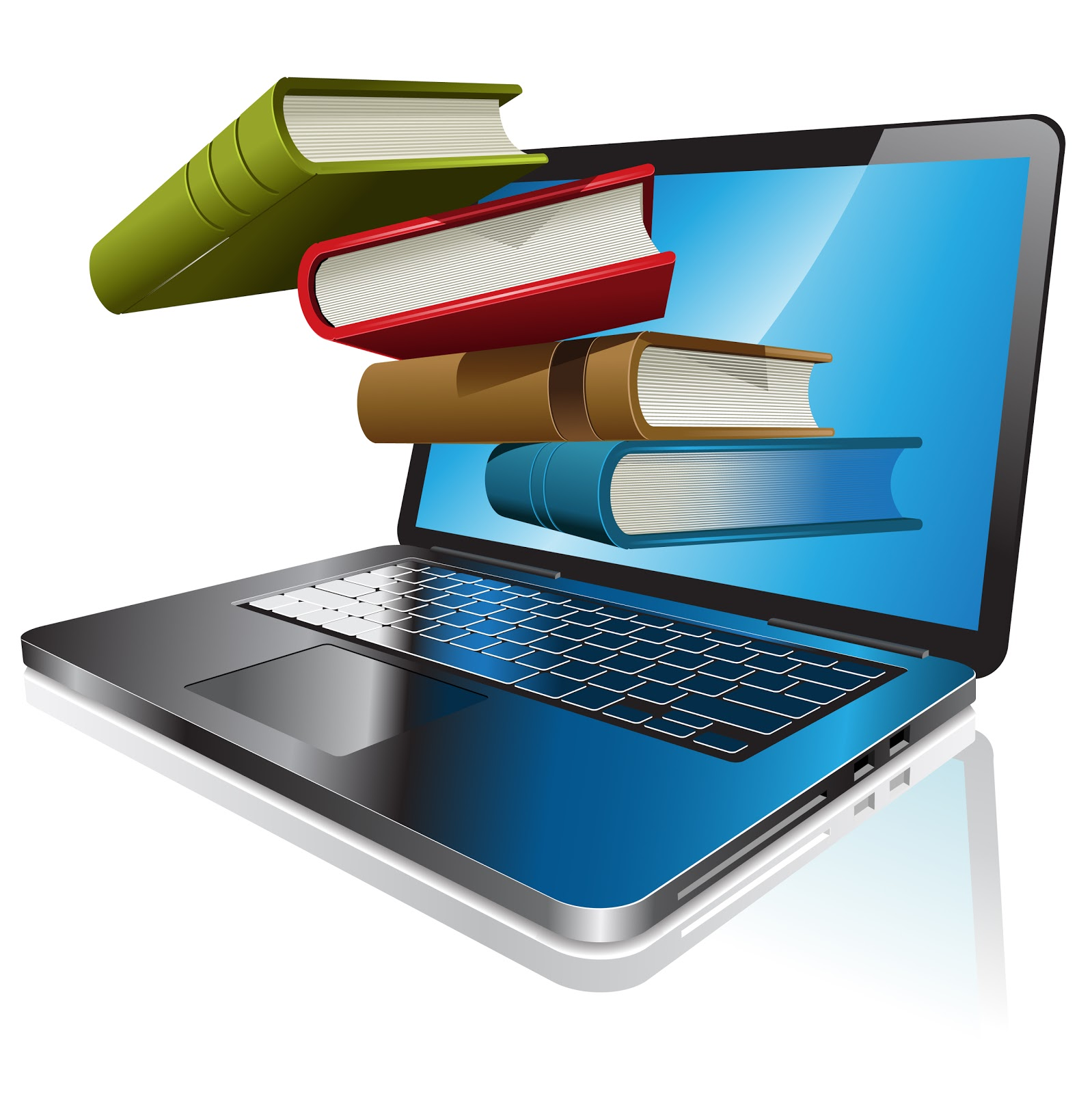 Bibliography clipart library computer. Free books cliparts download