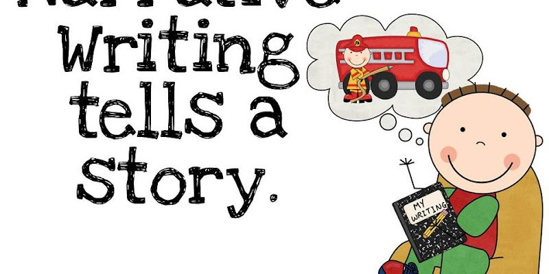 Bibliography clipart narrative report. Elementary writing style