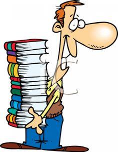 Bibliography clipart nursing book. Stacks of books google