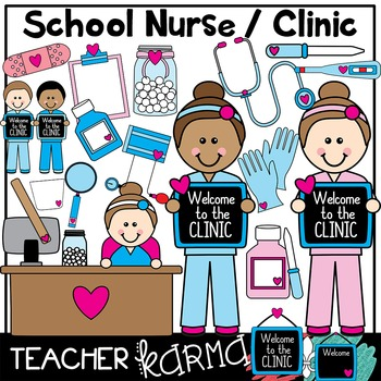 Nursing teaching resources teachers. Nurse clipart clinic nurse