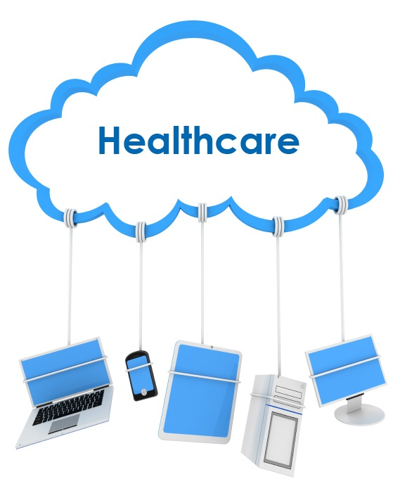 Bibliography clipart service sector. Cloud computing in healthcare