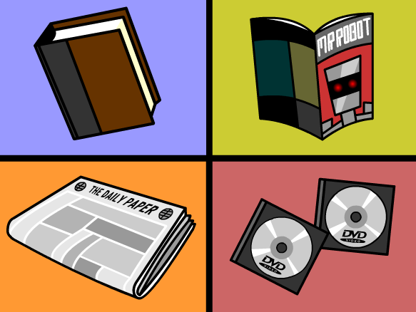 Bibliography clipart source information. Citing sources brainpop whoops