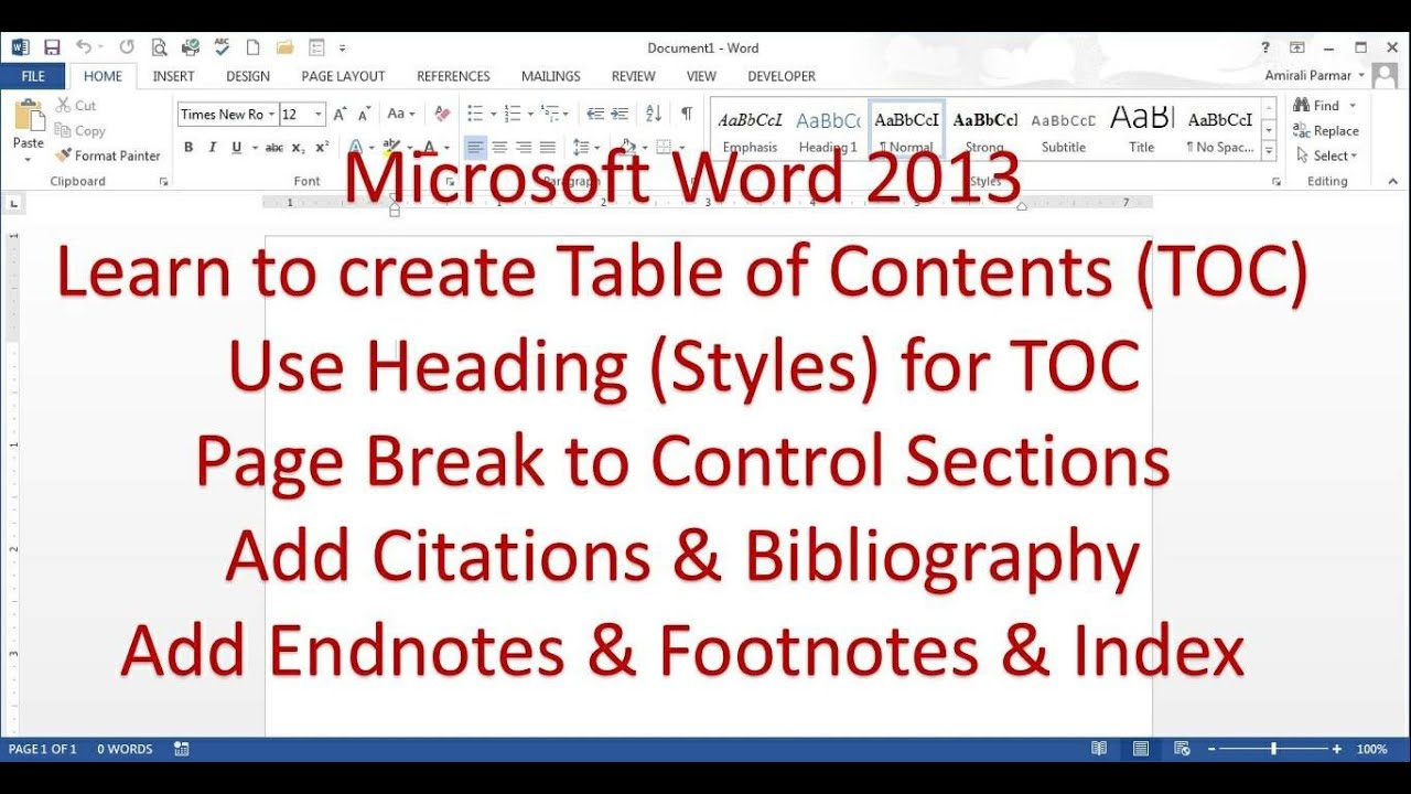 Microsoft word pt of. Bibliography clipart table contents