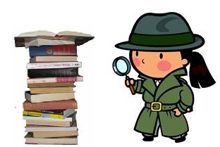 Solving the copyright mystery. Bibliography clipart teacher