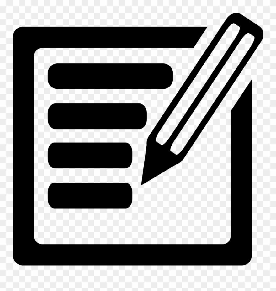 Bibliography clipart transparent. Image stock written document