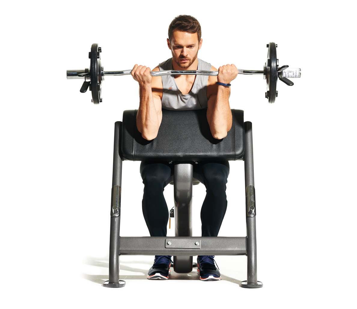 Bicep clipart bicep curl.  different ways to