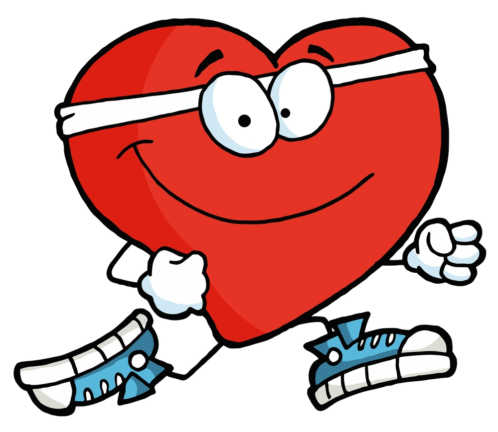 Free heart cliparts download. Health clipart healthy body