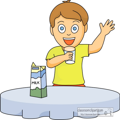 Milk carton pencil and. Drink clipart kid drink