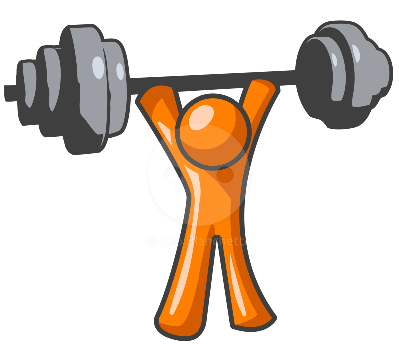 Muscular strength free download. Exercise clipart muscle