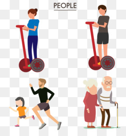 Fitness people png and. Bicep clipart physical wellness