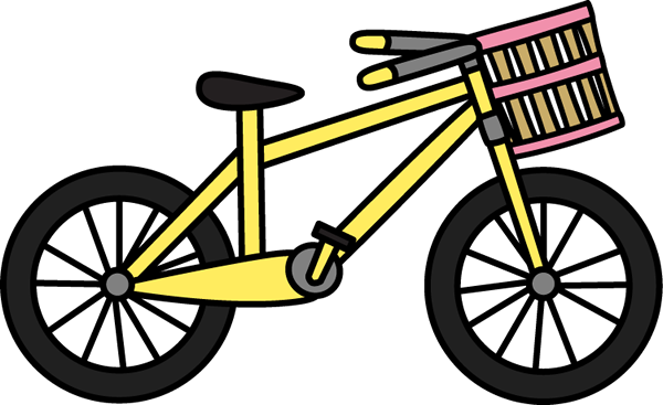 Clipart bike. Bicycle clip art images