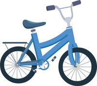 Sports free bicycle to. Cycle clipart