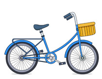 Free clip art pictures. Clipart bicycle