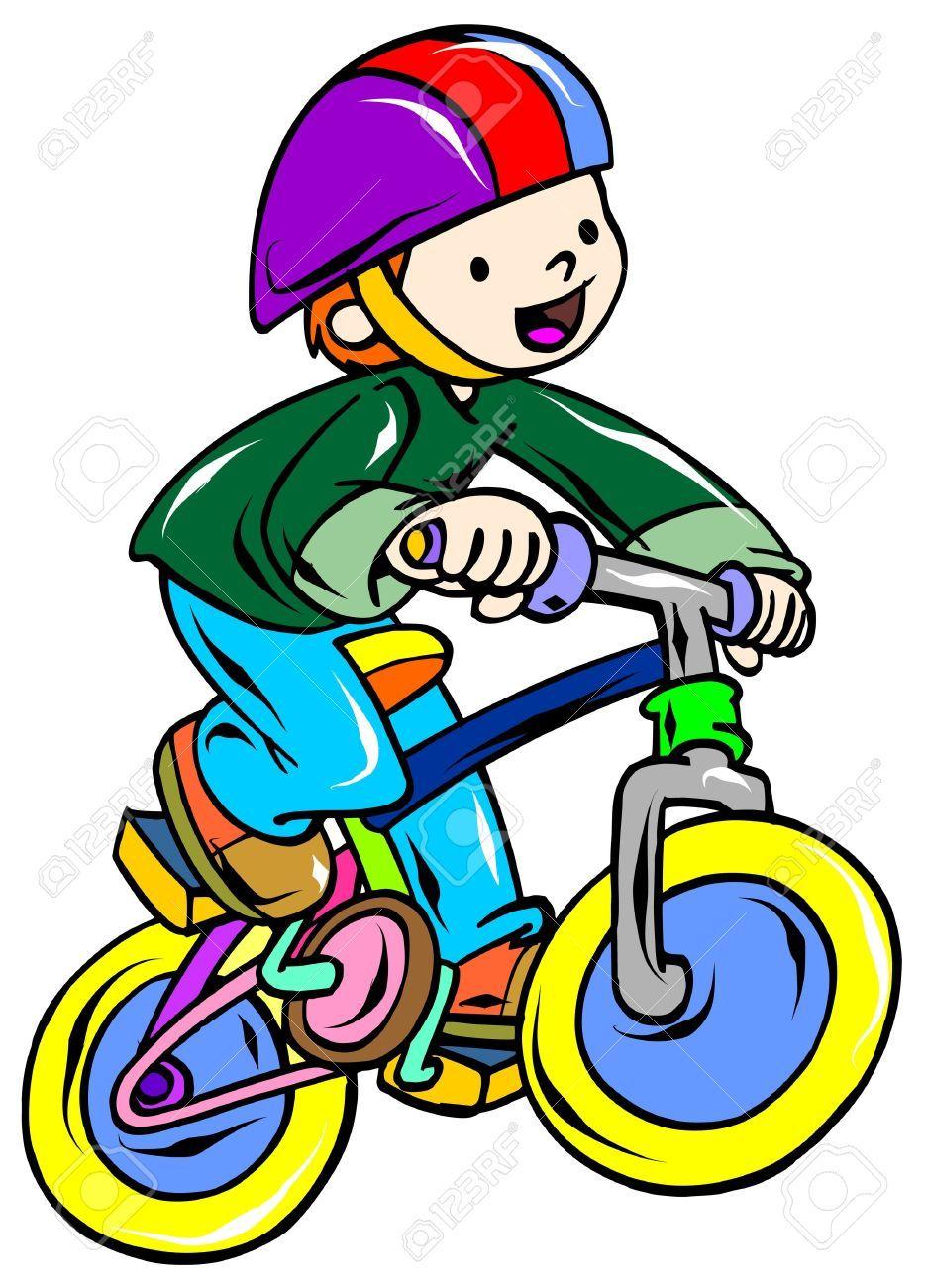 Znalezione obrazy dla zapytania. Bicycle clipart animated