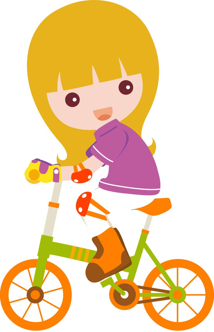 best stikers images. Bicycle clipart baby