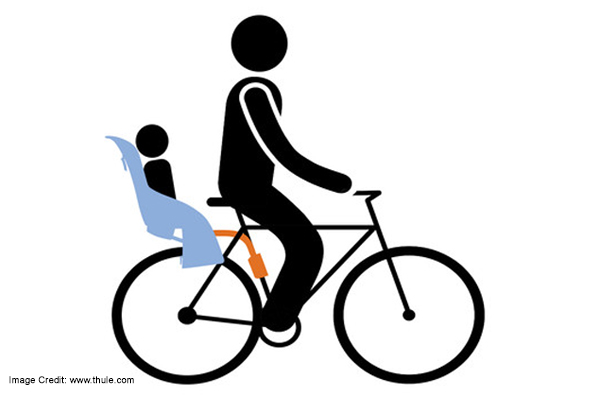 Bicycle clipart baby. Child bike seats the