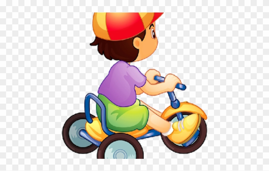 Bicycle clipart baby. Tricycle bike enfant png