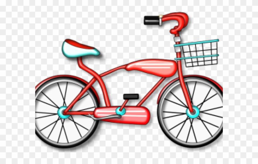 Cycling clip art png. Clipart bike beach cruiser