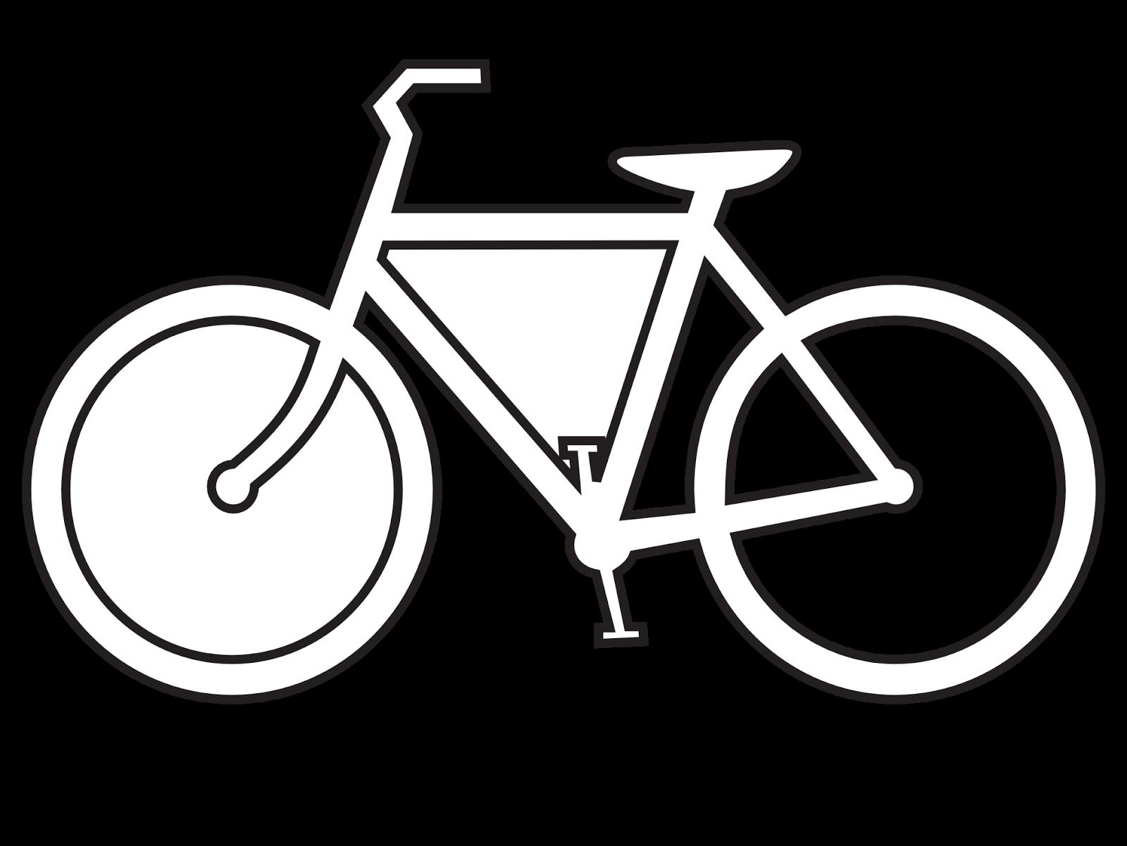 chain. Bike clipart border